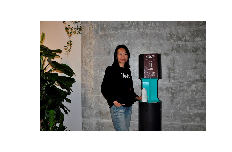 創富是創業主要目的,但不一定是唯一目的,城泉(Urban Spring)執行董事Ada Yip常常掛在口邊的一句:「膠樽浪費真的很嚴重!」