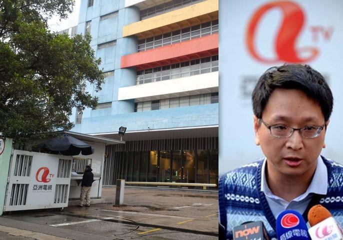 鄧家彪批評亞視新約不准追薪。