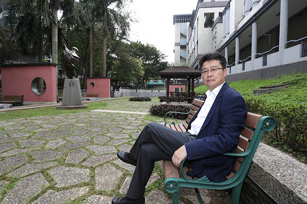保諮會新任主席劉智鵬