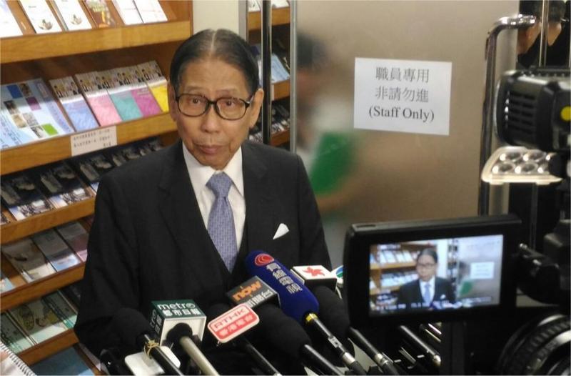 梁智鴻呼籲勞方代表返回會議。