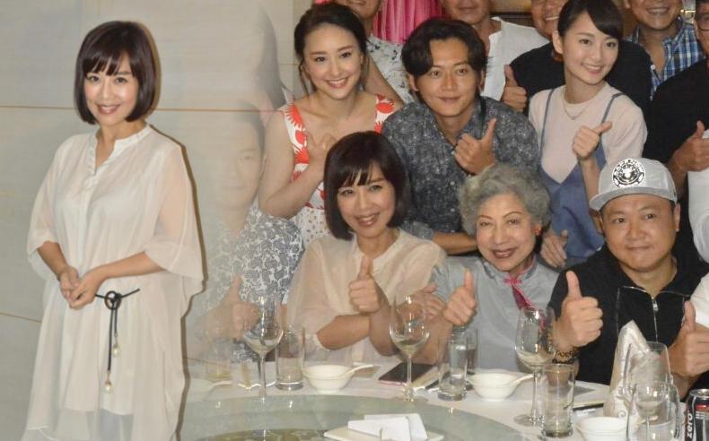 松松指前輩也對她說過不要兩公婆一起工作。