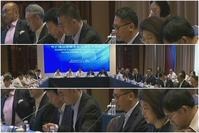 會議在深圳麒麟山莊舉行。