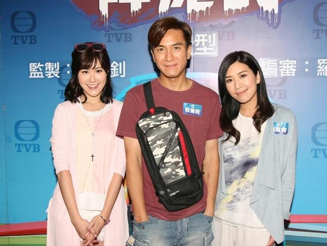 馬明一續約就有新劇開,拍住黃智雯同劉佩玥。