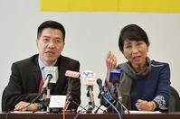 毛孟靜強調「香港本土」不會解散。