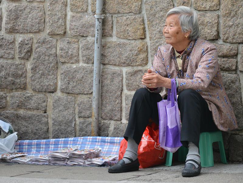 香港的長者生活指數全球排名19。