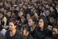 泰國進入國喪期。AP