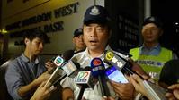 警方西九龍交通意外調查組總督察劉振銓。黃文威攝