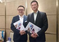 莊思培(左)、盧炳松。