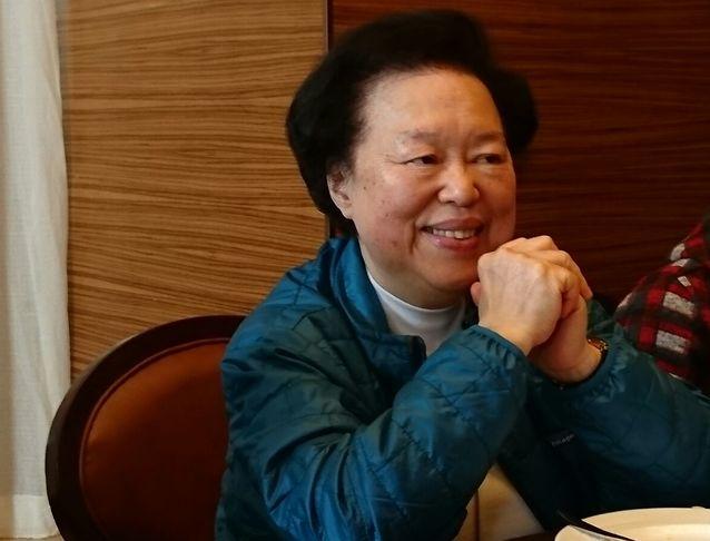 譚惠珠相信家庭原因是梁振英不尋求連任的理由。
