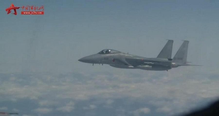 中方公布视频 反驳日战机无逼近说法 - 星岛头条网