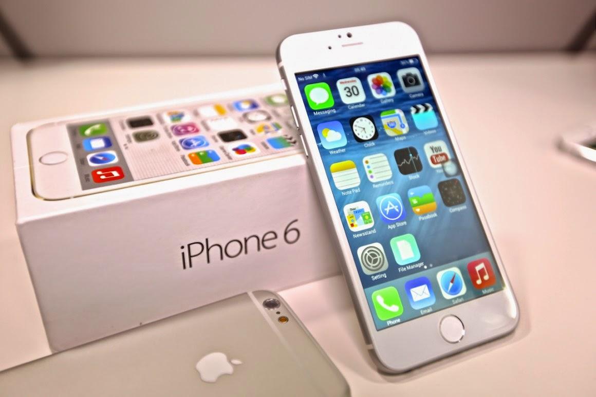 李麗拾獲iPhone 6後,大意錯交還「假失主」。網圖