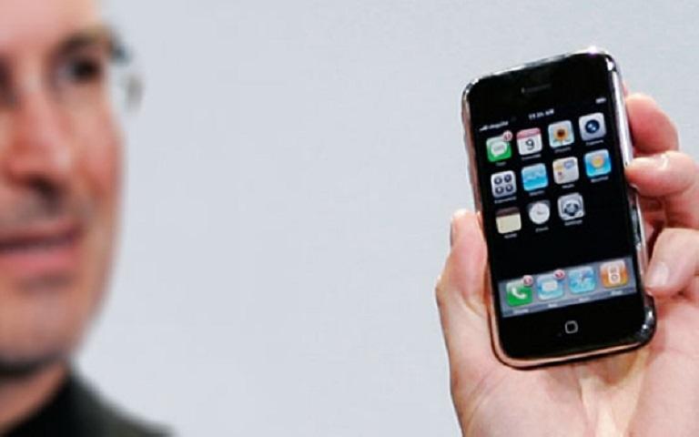 明天便是第一代iphone面世十周年。資料圖片