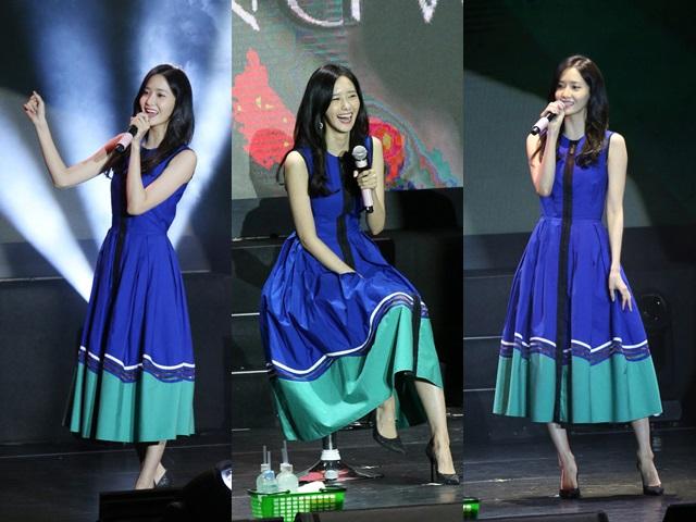 其實潤娥跟粉絲互動良好,其他都不重要。