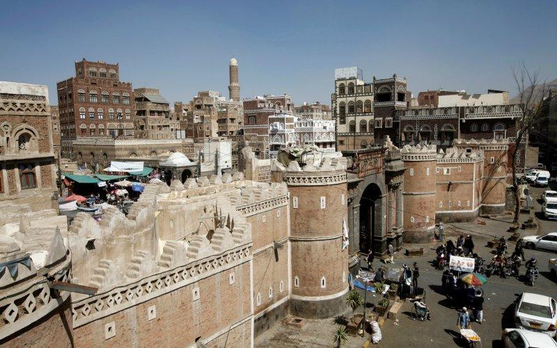 精税美军于周日拂晓时分在也门中部採取突击行动。网图