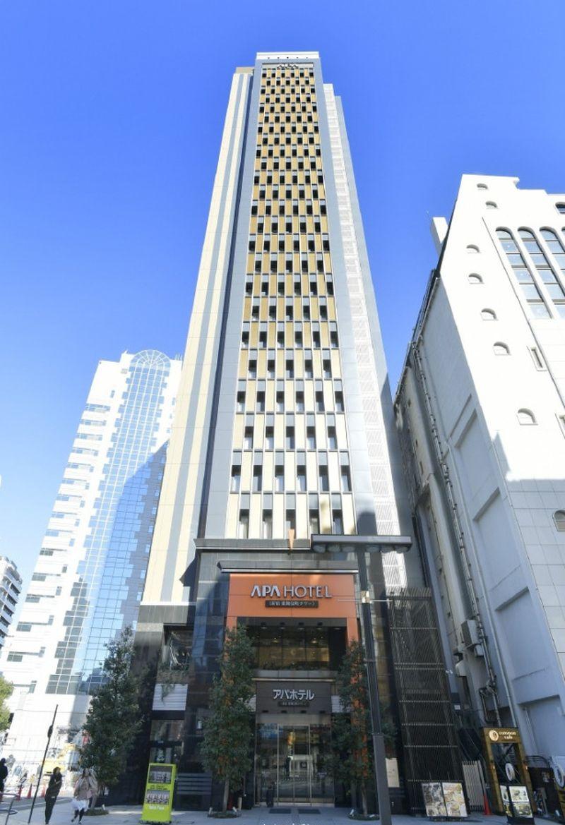 札幌市的APA Hotel是大會為選手指定入住的酒店。網圖