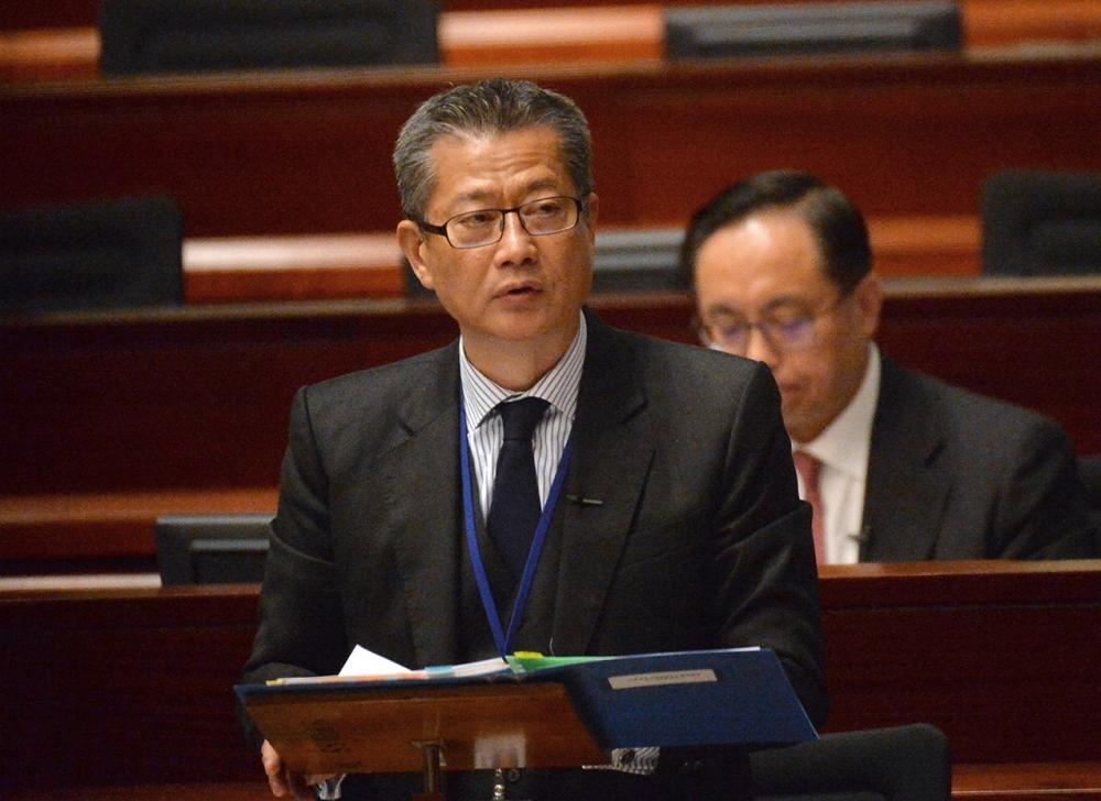 財政司司長陳茂波,將於明日宣布《財政預算案》。