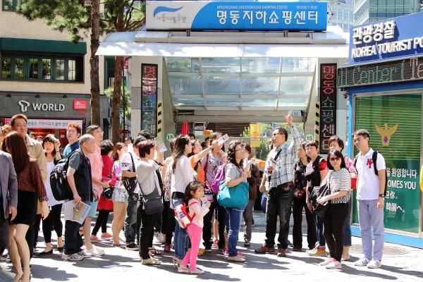 有傳中國下令禁止組團遊南韓。