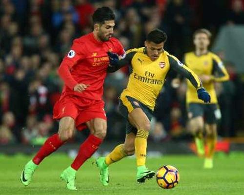 利物浦全取3分升上聯賽榜第三位。AP
