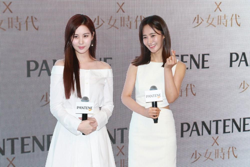 徐玄、Yuri吸引800名粉絲到場支持。