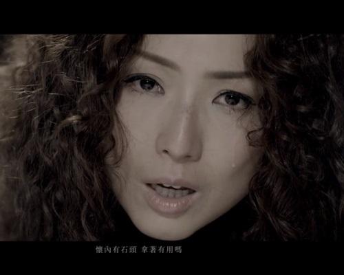 Sammi唱這歌好多情緒及情感湧現,喊是正常。