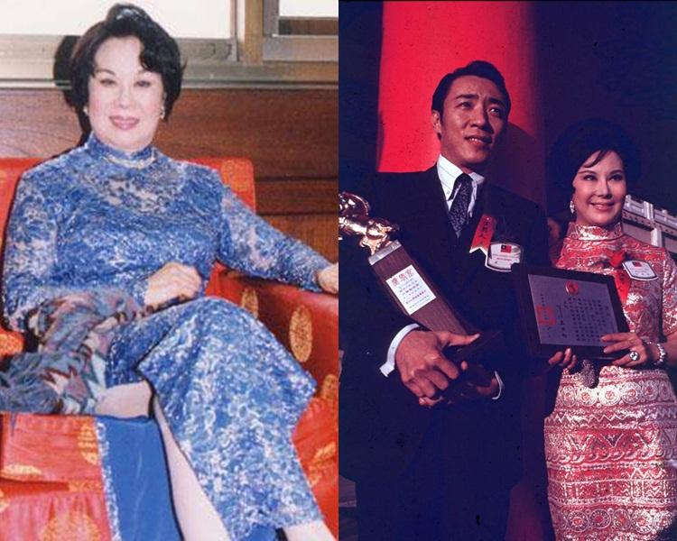 李麗華女士1924年出生於上海。