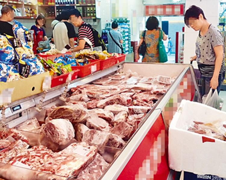巴西一肉商遭禁止出口到香港。資料圖片