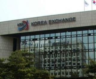 Korea stock exchange options