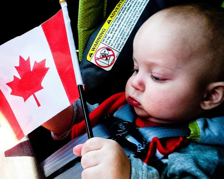 加拿大的嬰兒最愛哭。