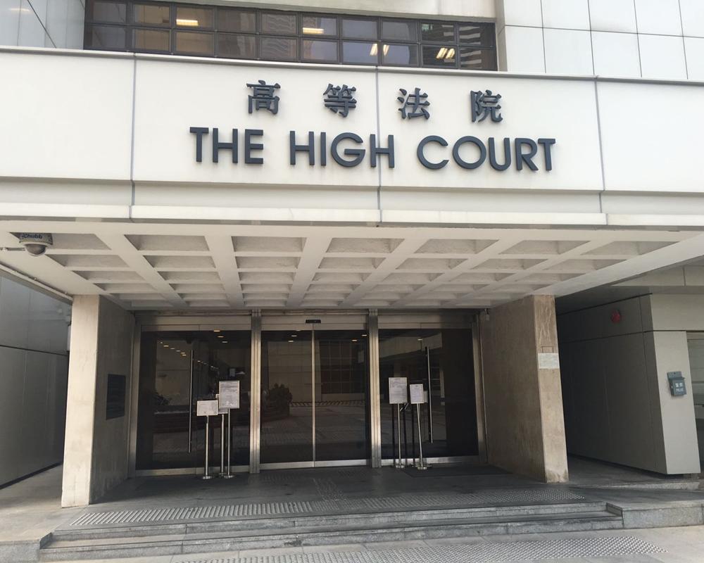 兩男子入稟高院追討劉希泳的欠款。