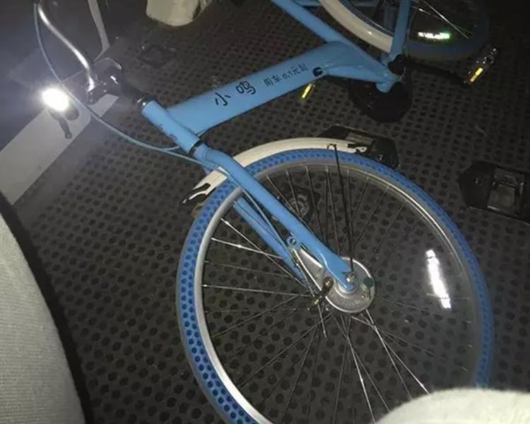 事主表示當晚自己僅僅騎了20分鐘單車。
