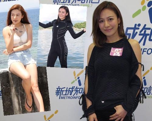 江若琳唔算冇睇頭喎。