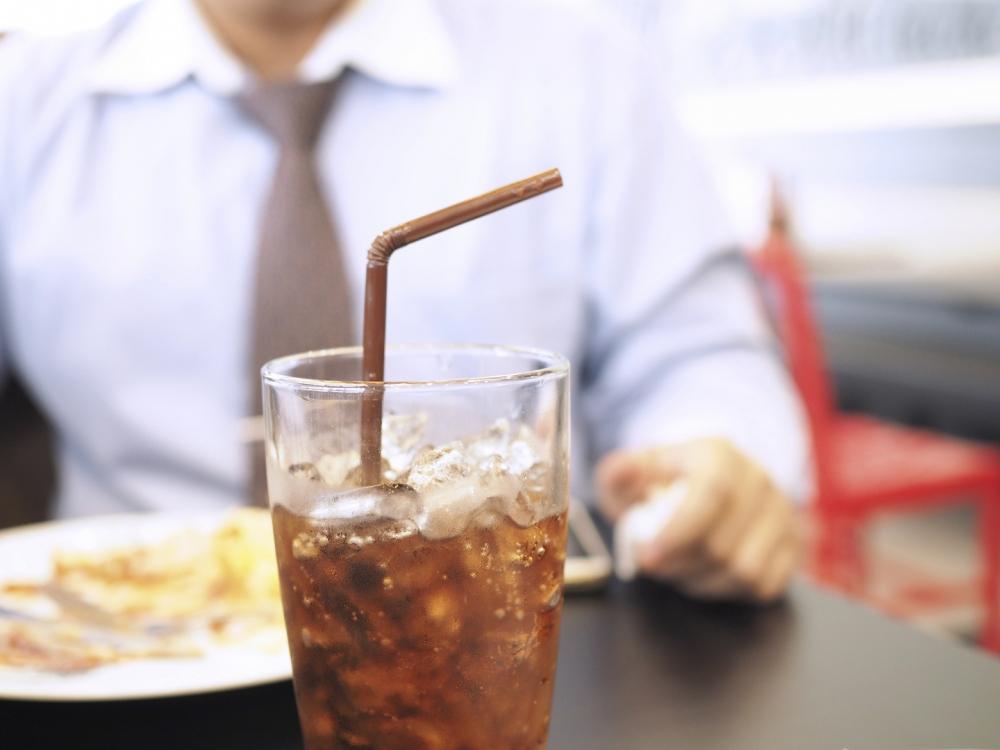 成年人若每天最少一次飲健怡汽水,患上中風及痴呆症的危險會上升三倍。