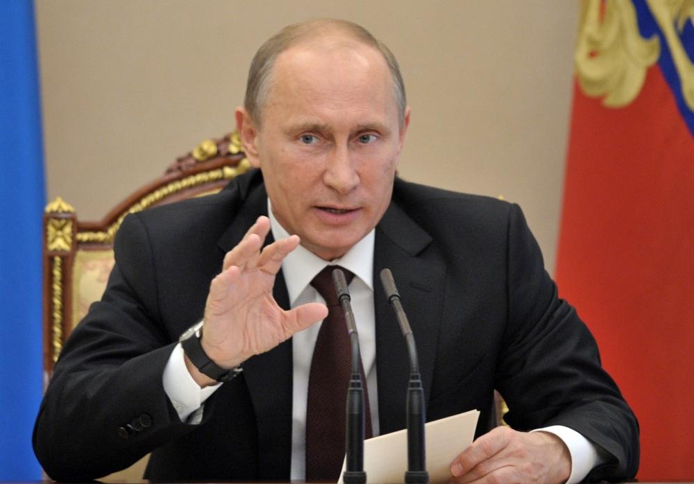 總統普京下令派遣軍隊和裝備前往俄國與北韓邊界接攘的區域。AP