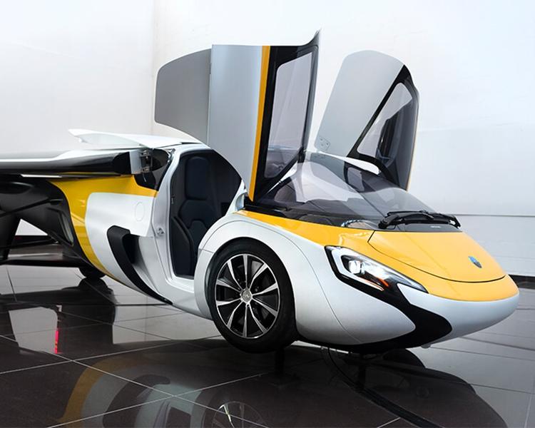 自從一九八九年起,AeroMobil就已經研發飛天車,這已是第三代