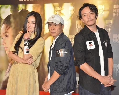 侯孝賢獲康城最佳導演的電影《刺客聶隱娘》,是由舒淇與張震主演。(資料圖片)