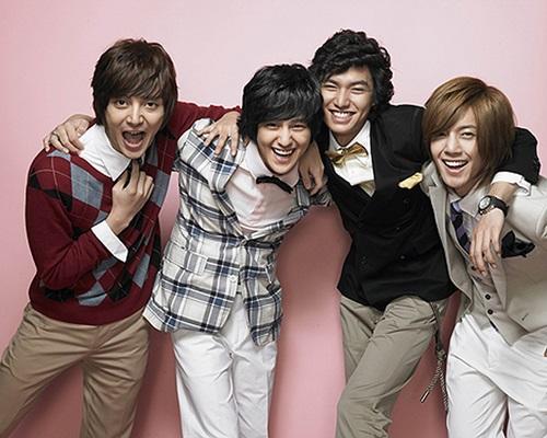 李敏鎬當年憑《花樣男子》走紅。