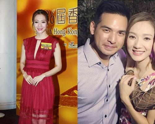 王君馨話未婚夫終於體會到她做藝人的壓力。