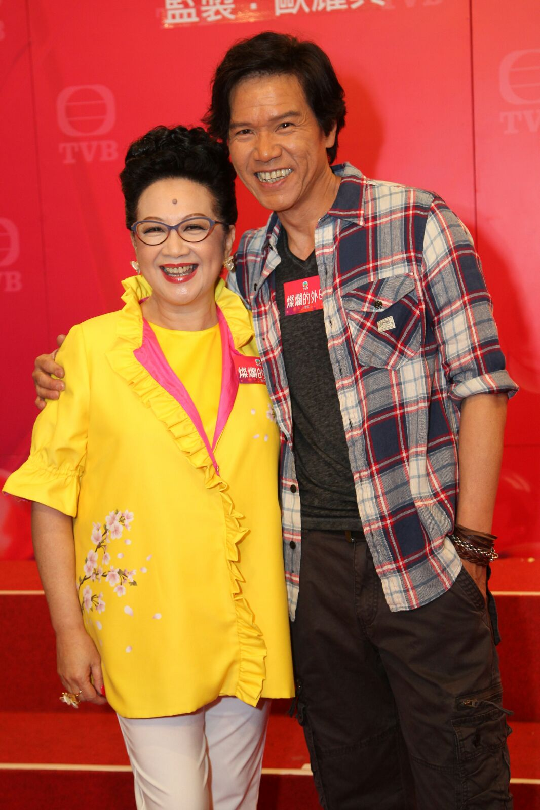 薛家燕、林嘉華坐鎮新劇《燦爛的外母》。