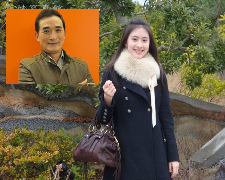 陳星(左)被指誘姦,指林奕含「人都死了,多說無益」。網上圖片