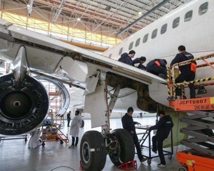 C919將會於今日試飛。