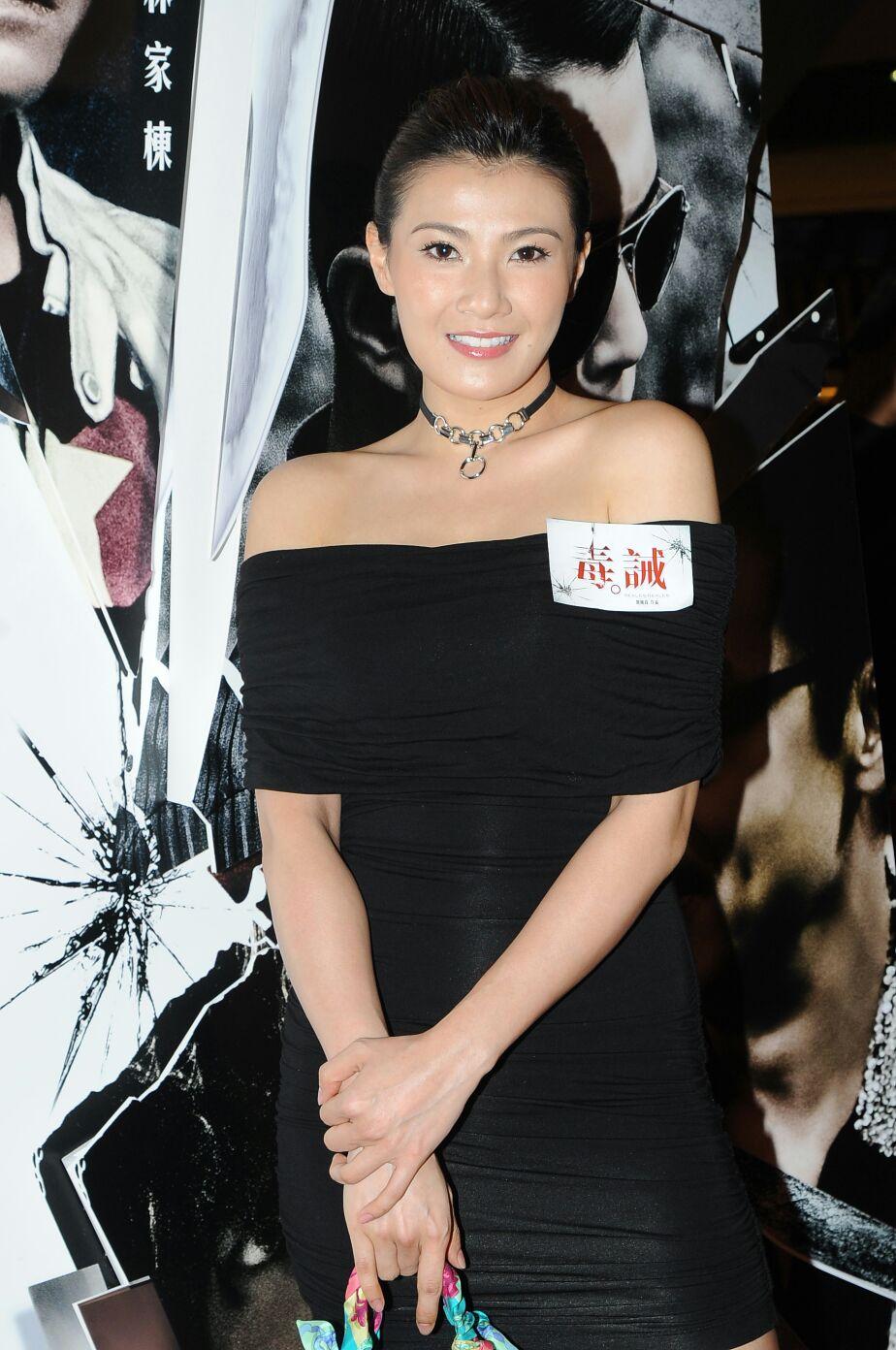 趙碩之與前男友林家亮仍是好朋友。