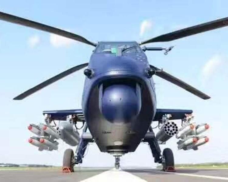 「直19E」採用單旋翼。