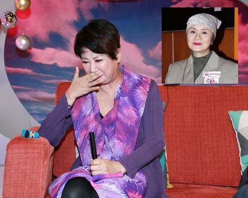 鍾慧冰今次全靠林建明,令她明白朋友好重要。