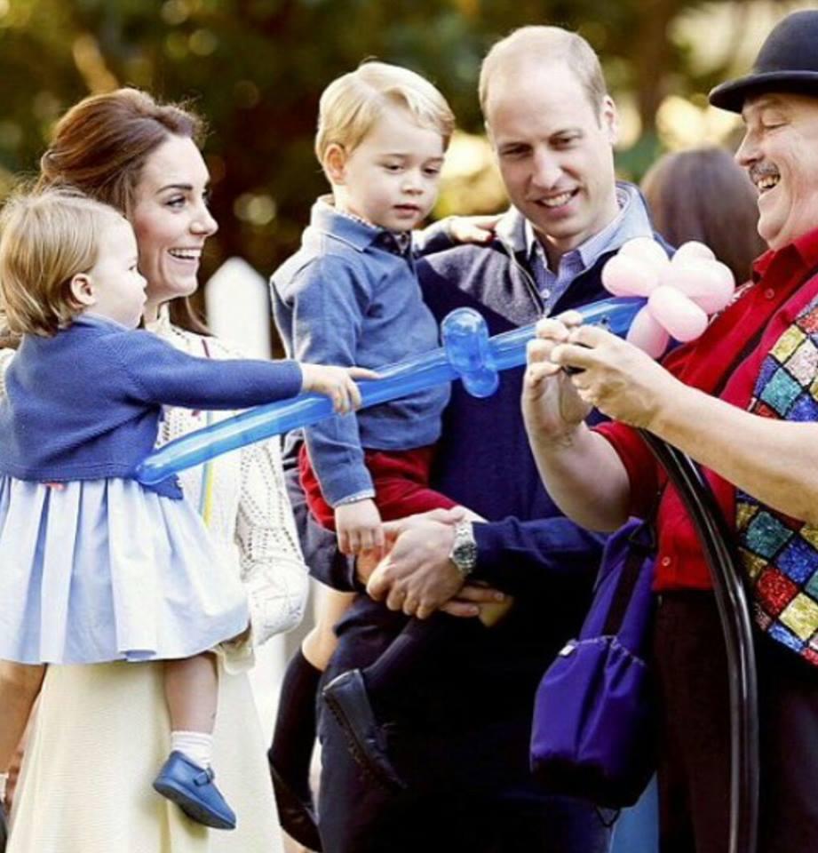 喬治小王子和夏洛特小公主將擔任皮帕的花童。資料圖片