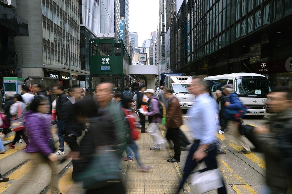 本港失業率維持3.2%。資料圖片