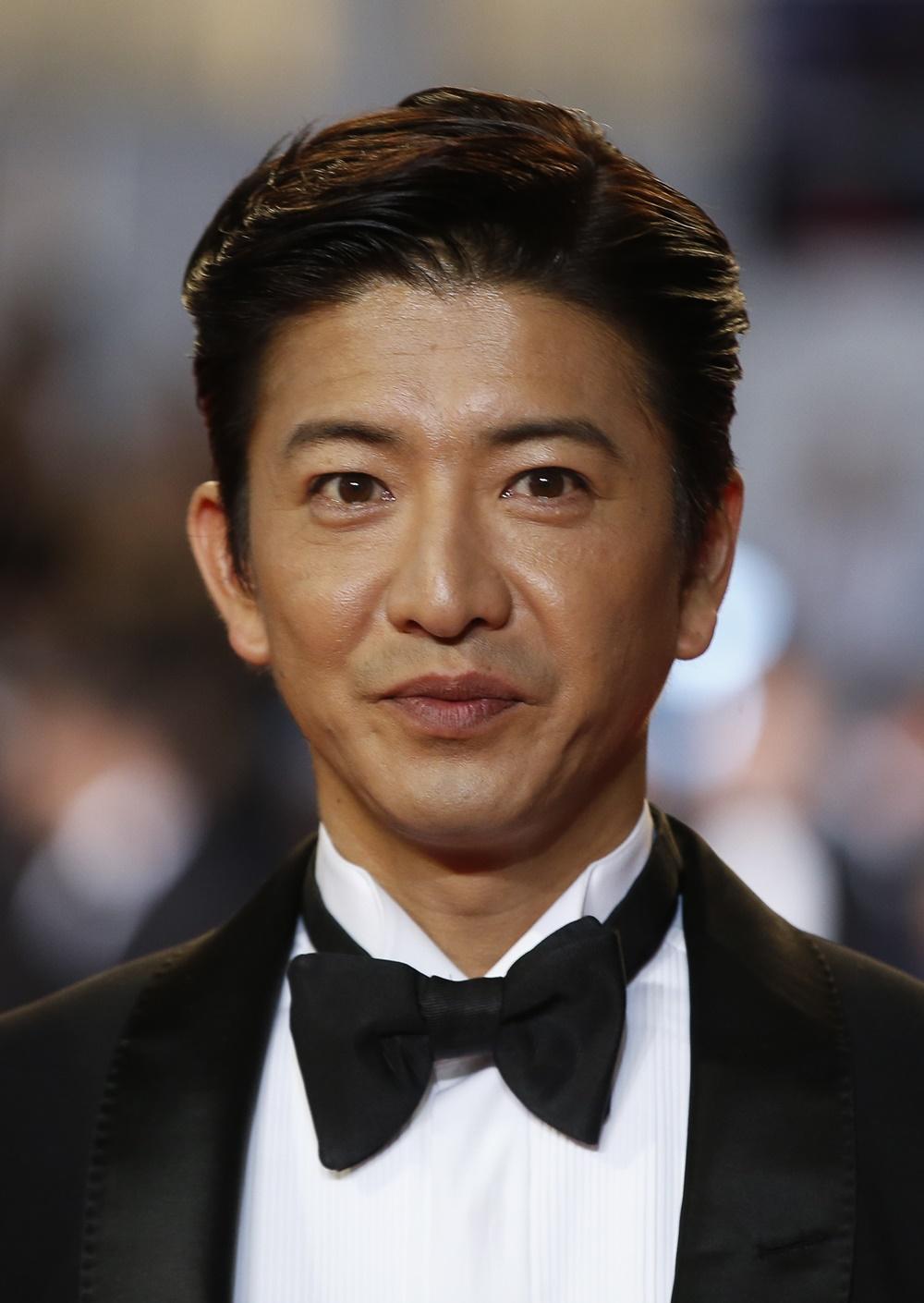 木村為新片《無限之住人》的男主角。AP