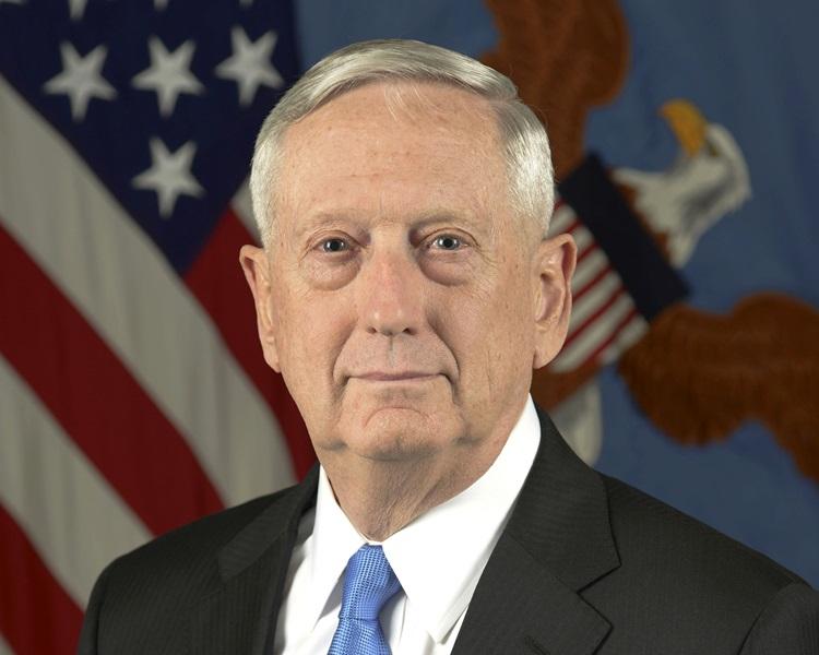 馬蒂斯警告若採取軍事方式解決北韓危機將帶來難以置信的悲劇。