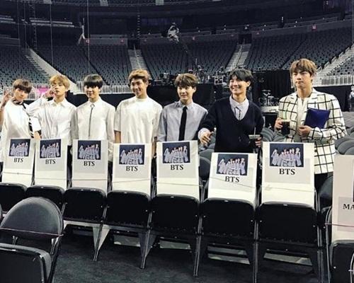 BTS準備出席Billboard Music頒獎禮