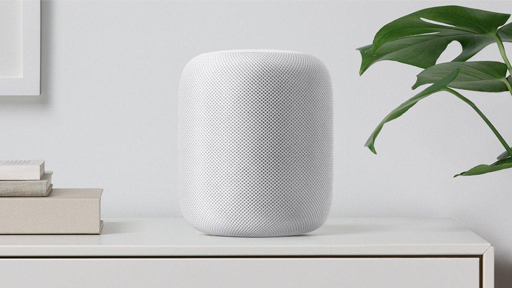 智慧喇叭HomePod整合 Apple Music,售價為 349 美元,今年 12 月出貨。