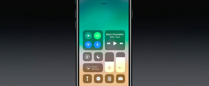 iOS 11自動進入勿擾模式。